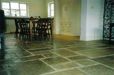 WILTSHIRE STONE FLAGSTONES: Internal Gallery of reproduction flagstones & limestone interior & exterior flooring in Wiltshire.