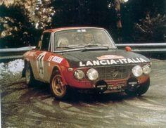 Lancia Fulvia Rally