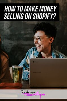 Start selling and earn some money by selling on Shopify! Here's what you need to know about making money.    #onlineshopping #shopify #money