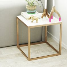 This IKEA hack nightstand is a super easy project.