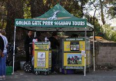 Segway Tour of Golden Gate Park #segway