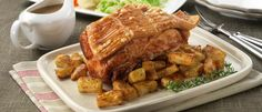Perfect Roast Pork recipe from Food in a Minute