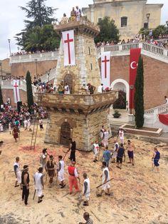 Festa della Madonna del Rosario di Tollo. Medieval Fair, Italian Traditions, Folk Festival, Patron Saints, Wine Tasting, Wine Recipes, Madonna, Home Art, Festivals