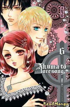 manga Чарующая Песнь Дьявола (The Devil and Her Love Song: Akuma to Love Song). TOUMORI Miyoshi