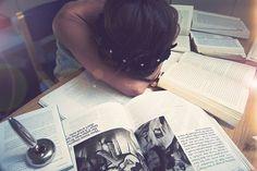 Studying ...