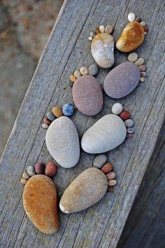 Stenen voetsporen