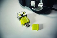 Cool flash drive