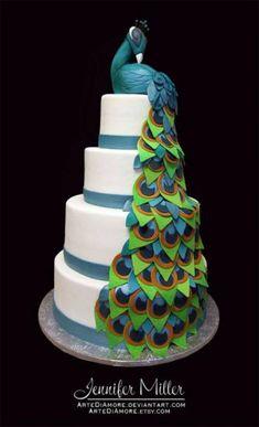 pasteles increibles raros