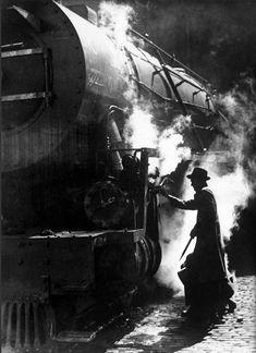 JACQUES BOYER  Construction de locomotive 1946
