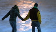 ice skating is one of the most perfict dates i could think of