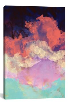 iCanvas 'Into the Sun' Giclée Print Canvas Art available at #Nordstrom
