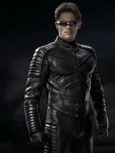 Cyclops,  my favorite X-men member in black