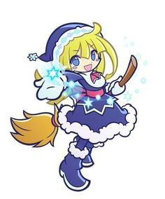 """Puyo puyo thread - """"/v/ - Video Games"""" is imageboard dedicated to the discussion of PC and console video games. V Video, Cartoon Characters, Fictional Characters, Tokyo Ghoul, Game Art, Vector Art, Smurfs, Witch, Character Design"""