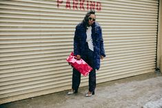 BG STREET STYLE/Not+Even+A+Blizzard+Could+Stop+New+York+Fashion+Week+Street+Style+#refinery29+http://www.refinery29.com/2017/02/137147/fashion-week-street-style-fall-2017-photos#slide-98