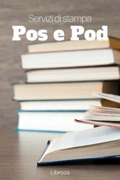 Servizi stampa Print on Sale (POS) e Print on Demand (POD) - Libroza.com