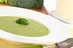 healthy cream of broccoli soup (Copy)