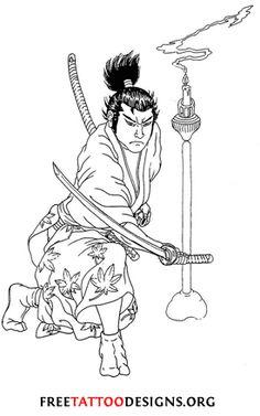 samurai tattoo ideas design 1001 -  http://tattoosnet.com/samurai-tattoo-ideas-design-1001.html  http://tattoosnet.com/wp-content/uploads/2014/03/samurai-tattoo-ideas-design-1001.gif