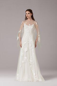 YGRITTE WHITE suknie ślubne Kolekcja 2015