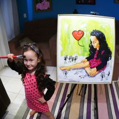 Mauro Vila Real: Daughter