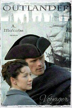 ♥️#Outlander  Cannot wait for Season 3