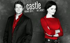 Waaaaay better than the Mentalist! The relationship between Castle and Becket is the best that I've ever seen in a tb show