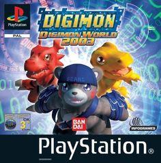 Digimon World 2003 (PS1)