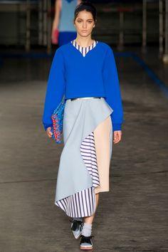 Roksanda Ilincic | Fall 2014 Ready-to-Wear Collection | Style.com <3
