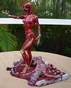 Hellraiser - skinless Julia model
