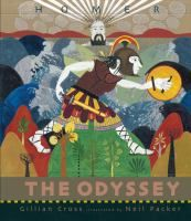 A bold re-envisioning of The Odyssey, told with simplicity and style -- perfect for fans of graphic retellings and mythology enthusiasts alike. Odysseus faces storm and shipwreck, a terrifying man-eating Cyclops, the alluring but deadly Sirens, and the fury of the sea-god Poseidon as he makes his ten-year journey home from the Trojan War. While Odysseus struggles to make it home, his wife, Penelope, fights a different kind of battle as her palace is invaded by forceful, greedy men