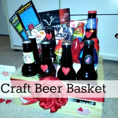 Craft beer basket. Include an empty growler, a few gift certificates to Barley Brothers, maybe a few pint glasses?
