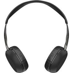 Skullcandy - Grind Wireless On-Ear Wireless Headphones - Black, Chrome