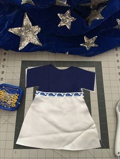 Boy Angel Gowns-these will be Rompers