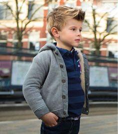 Mayoral colecciones de moda infantil de visita en Amsterdam > Minimoda.es