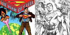 Bendis' Superman Debut Evokes Another Notable Marvel-to-DC Relaunch      As Brian Michael Bendis moves from Marvel Comics to DC to take over the Superman titles, he evokes a move John Byrne made 32 years ago. https://www.cbr.com/superman-brian-michael-bendis-john-byrne/?utm_campaign=crowdfire&utm_content=crowdfire&utm_medium=social&utm_source=pinterest