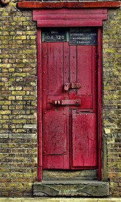 Doors in London, England