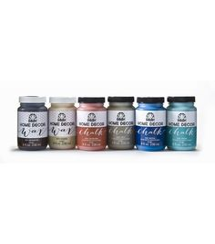 FolkArt® Home Decor™ Chalk - 8 oz.Fa Home Decor Cascade 8oz,