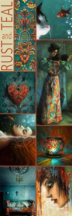 Сочетание цветов (красота и мода) Lookcolor.ru