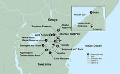 The Plains of Africa | Travel Tours | Collette