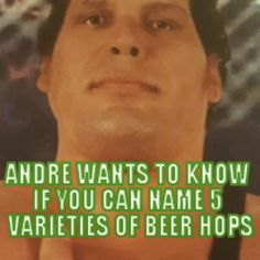 Andre the Giant is really into trivia.  #andrethegianttrivia #drinklocal #suckitbigbeer #sandiegobeer #birdlaw #delcoproper #sandiego #sandiegoconnection #sdlocals #sandiegolocals - posted by Local Bathroom Wrestlers https://www.instagram.com/local_bathroom_wrestlers. See more San Diego Beer at http://sdconnection.com