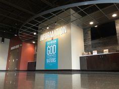 IMG_6859 Church Foyer, 30 Years, Signage, Harvest, United States, Billboard, Signs