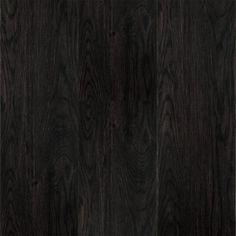 St. James  12mm Chimney Rock Charcoal Laminate- here's our flooring at Wayfarer Cottage