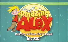 AMAZING ALEX FROM ROVIO ARRIVING ON IOS AND ANDROID IN JULY (Trailer)