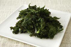 Smoky, Crispy Kale Chips