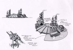 The second-generation Tiberium refinery, used by GDI, Nod and CABAL during the Second Tiberium War and the Firestorm Crisis, was a facility that refined harvested Tiberium and extracted the raw material from the crystals for processing and later manufacturing of vehicles and weapons for infantry. The process is hazardous to humans, and only qualified workers wearing hazmat suits were permitted in the facility. Unlike the refineries from the First Tiberium War that used to centrifuge the...