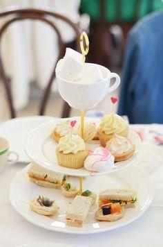 garden tea party.