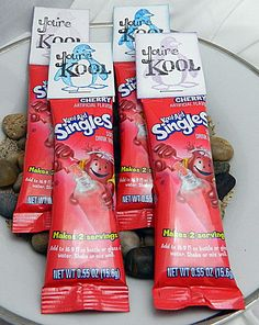 You're Kool Valentines with DRINK MIX by StuckLikeGlueCrafts, $4.00
