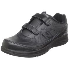New Balance Womens WW577 Women's Walking Shoes Velcro ShoeBlack85 D US ** Want to know more, click on the image.(This is an Amazon affiliate link)