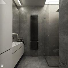 Łazienka styl Minimalistyczny - zdjęcie od KAEEL.GROUP   ARCHITEKCI - Łazienka - Styl Minimalistyczny - KAEEL.GROUP   ARCHITEKCI