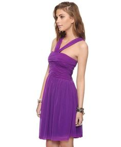 Ruched Halter Neck Special Occasion Dress | FOREVER21 - 2000042189