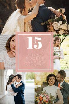 15 Affordable Modest Wedding Dresses – LatterDayBride